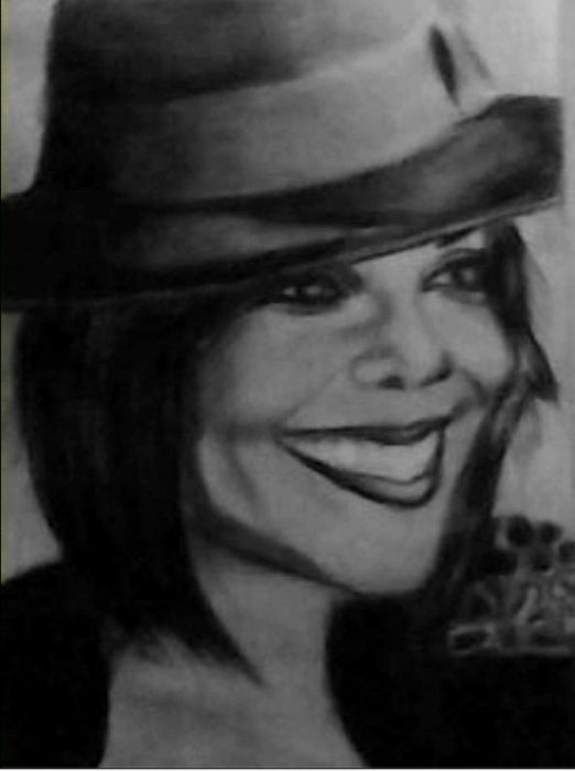 Janet Jackson by sally